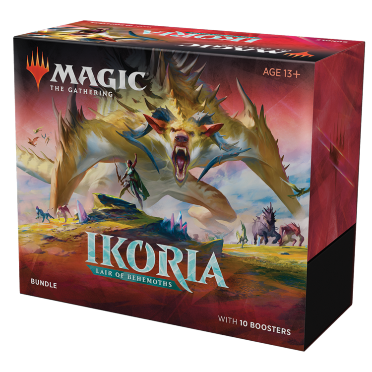 Wizards of the Coast Magic the Gathering - Ikoria: Bundle (Online)
