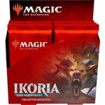 Wizards of the Coast Magic the Gathering - Ikoria : Collectors Booster Box (Online)