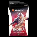 Wizards of the Coast Magic the Gathering: Ikoria Theme Booster - White