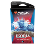 Wizards of the Coast Magic the Gathering: Ikoria Theme Booster - Blue