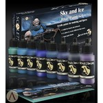 Scale75 Scale75: Sky and Ice (Blue) Paint Set