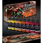 Scale75 Scale75: Creatures from Hell Paint Set
