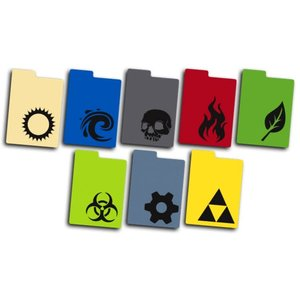 Legion Iconic Card Dividers (8)