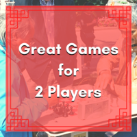 Grab a partner and get ready for some great 2-player games!