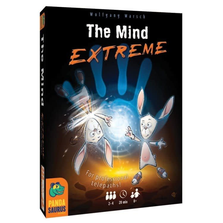 Pandasaurus The Mind: Extreme