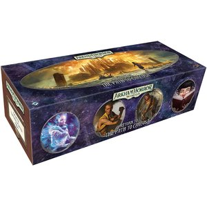 Fantasy Flight Games Arkham Horror LCG: Return to The Path to Carcosa Deluxe Expansion