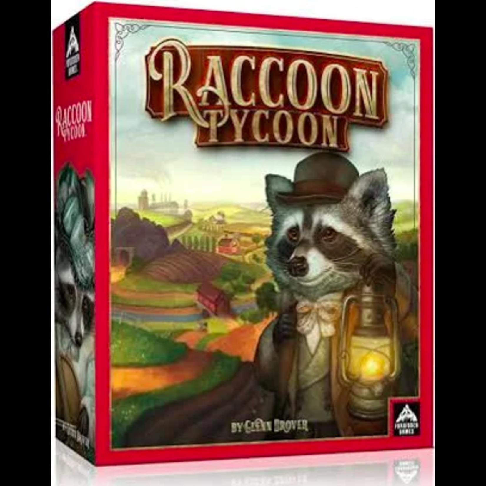 Forbidden Games Raccoon Tycoon - Standard Edition