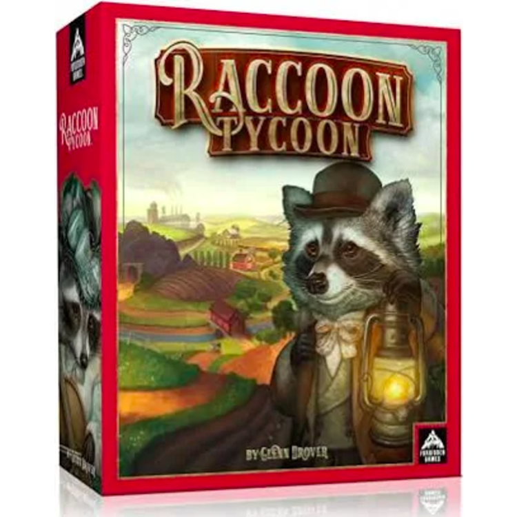 Forbidden Games Raccoon Tycoon - Standard Edition