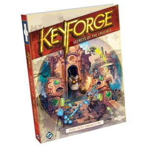 Fantasy Flight Games Genesys RPG: Keyforge - Secrets of the Cruicible