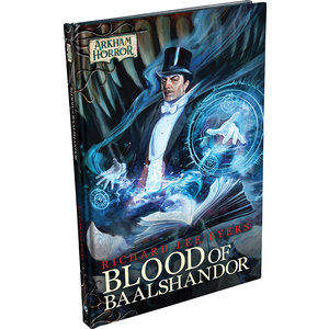 Fantasy Flight Games Arkham Horror: The Blood of Baalshandor Hardcover