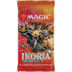 Wizards of the Coast Magic the Gathering - Ikoria : Collectors Booster Pack