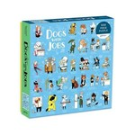 Mudpuppy Mudpuppy - 500 Piece Puzzle: Dogs with Jobs