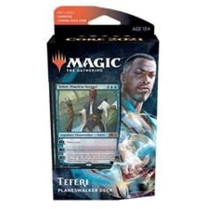 Wizards of the Coast Magic the Gathering - Core 2021: Planeswalker Deck - Teferi