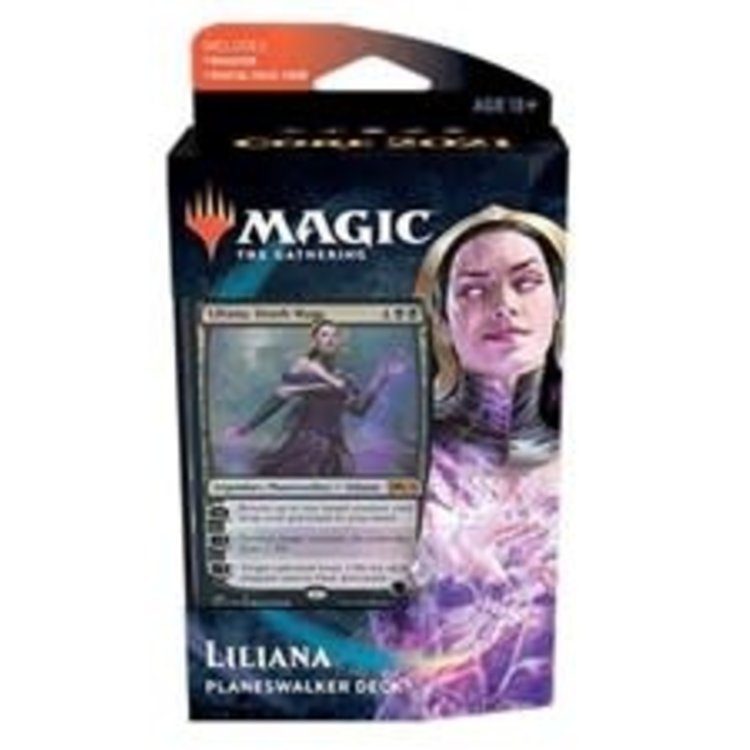 Wizards of the Coast Magic the Gathering - Core 2021: Planeswalker Deck - Liliana