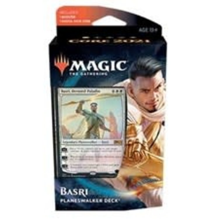 Wizards of the Coast Magic the Gathering - Core 2021: Planeswalker Deck - Basri