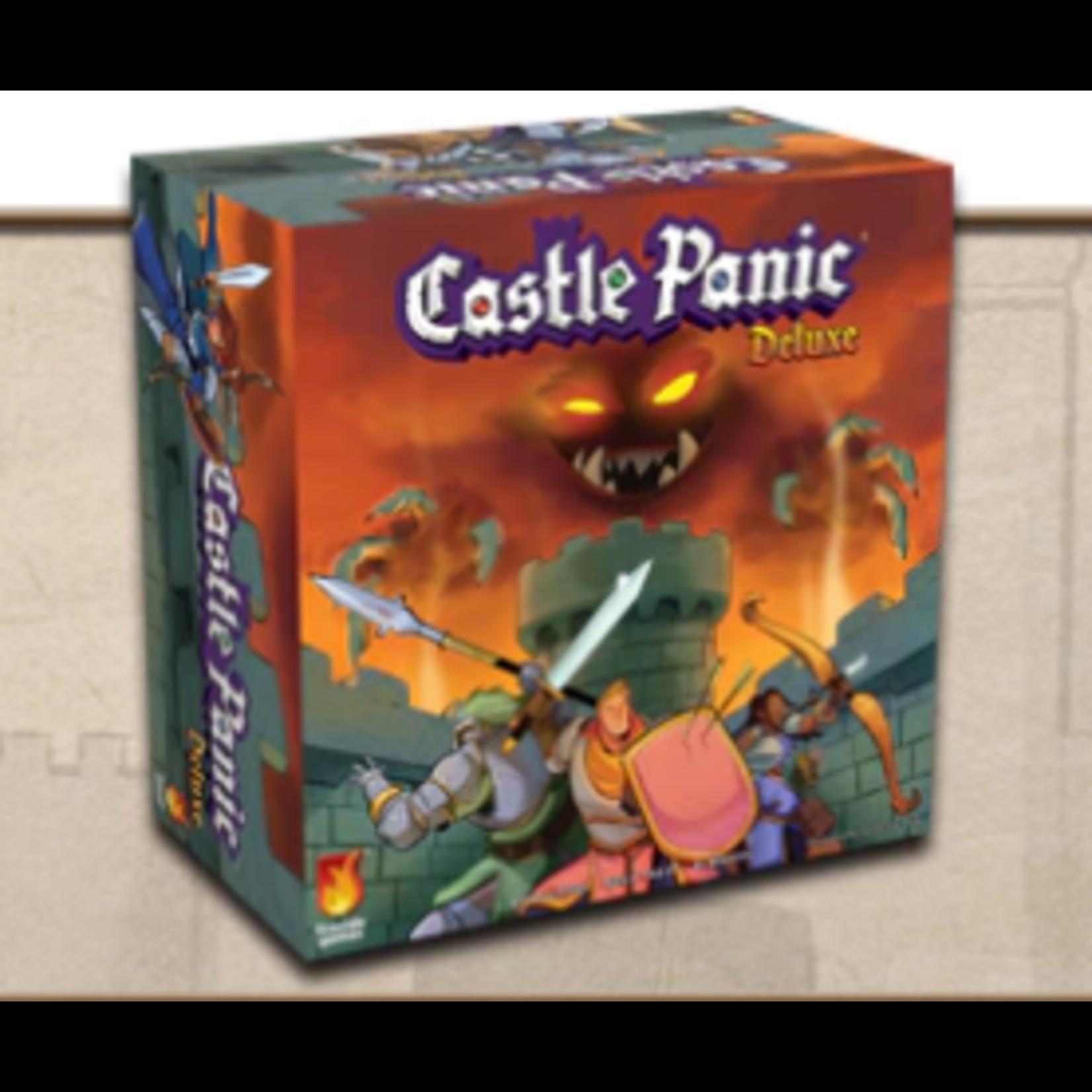 Fireside Games Castle Panic Deluxe (Kickstarter)