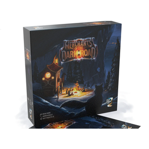 Elf Creek Games Merchants of the Dark Road - Standard (Kickstarter)