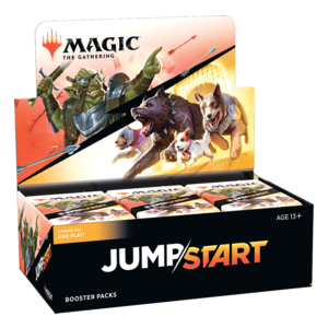 Wizards of the Coast Magic the Gathering - Jumpstart: Booster Box (Preorder)