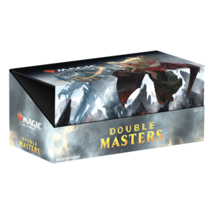 Wizards of the Coast Magic the Gathering - Double Masters: Booster Box (Preorder)