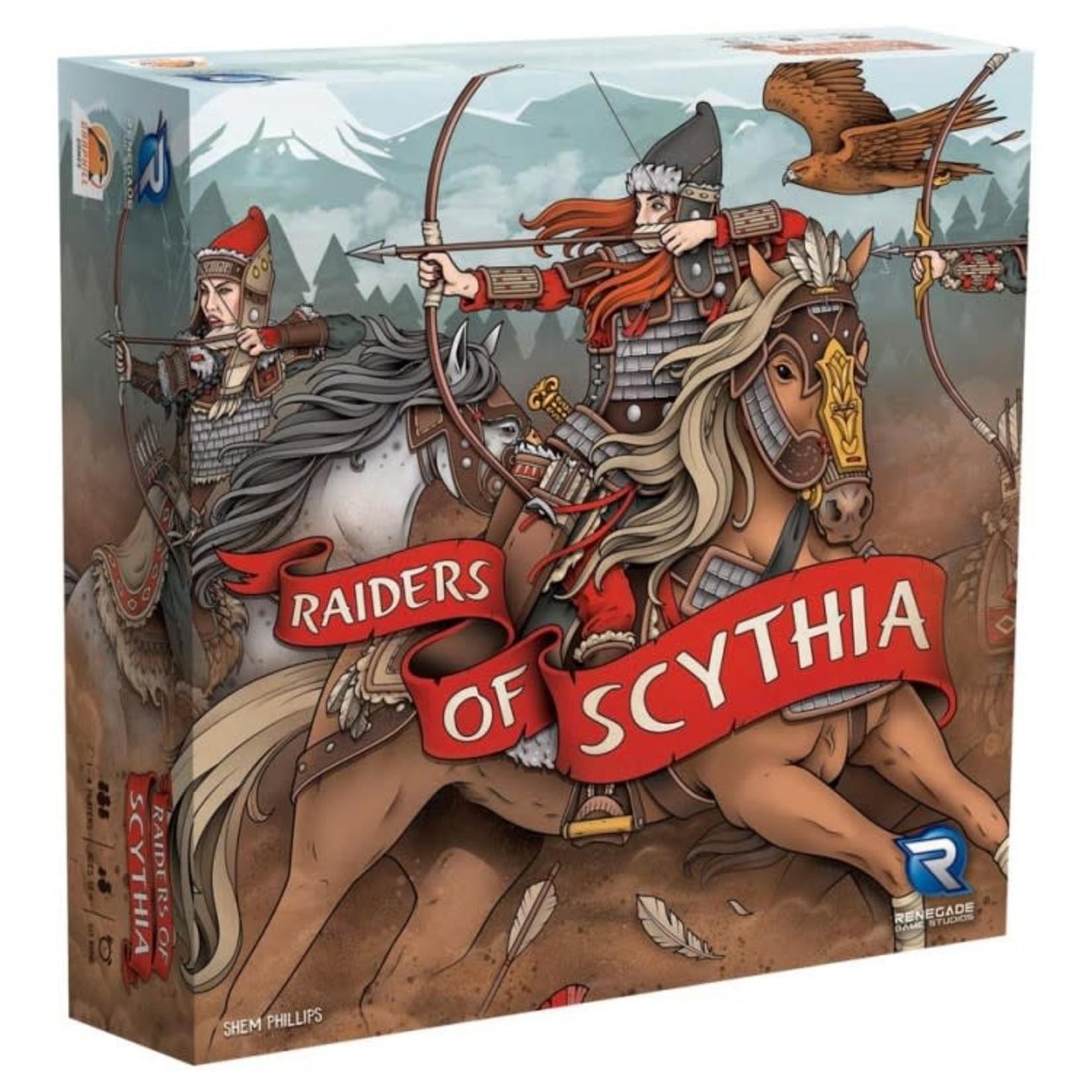 Renegade Raiders of Scythia