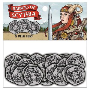 Renegade Raiders of Scythia: Metal Coins