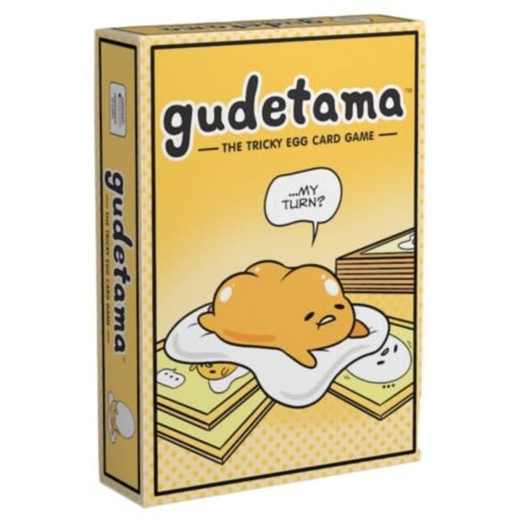 Renegade Gudetama: The Tricky Egg Game