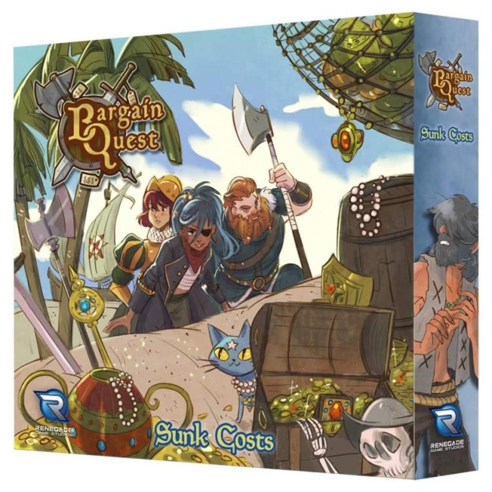 Renegade Bargain Quest: Sunken Costs Expansion