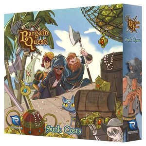 Renegade Bargain Quest: Sunken Costs Expansion