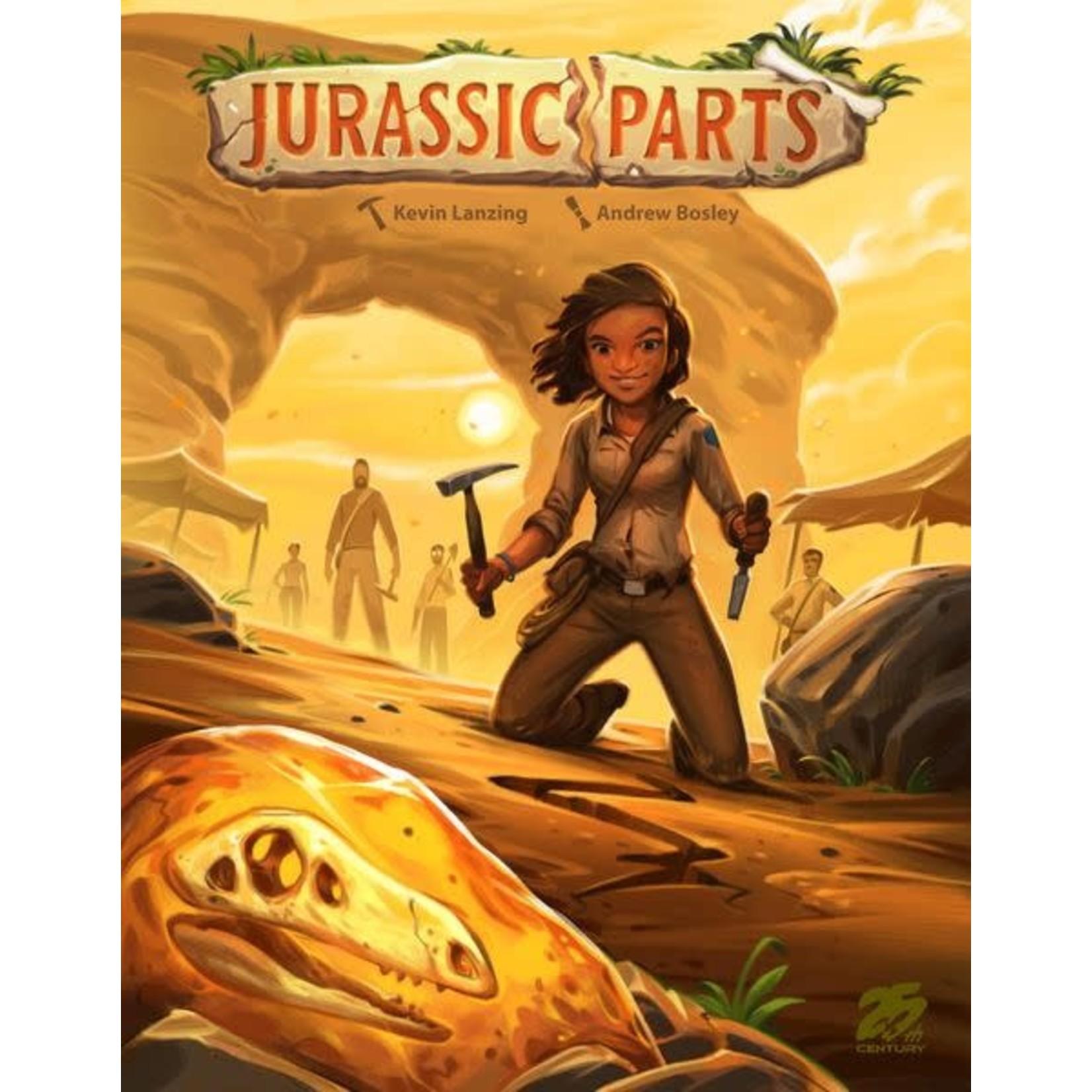25 Century Games Jurassic Parts