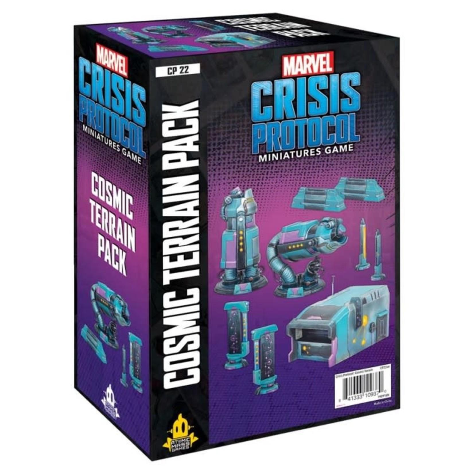 Atomic Mass Games Marvel Crisis Protocol: Cosmic Terrain Expansion