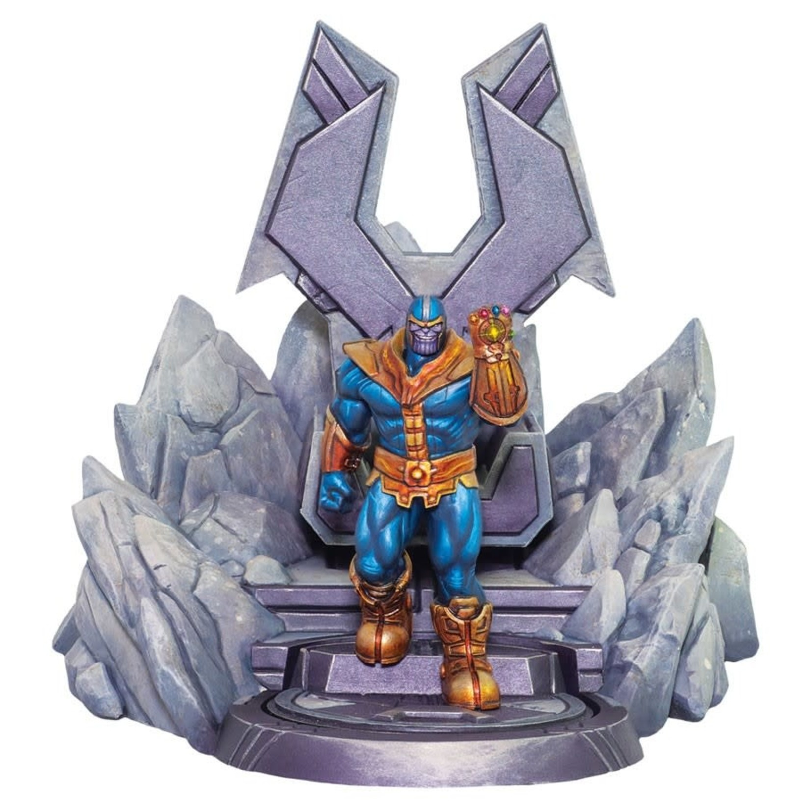 Atomic Mass Games Marvel Crisis Protocol: Thanos Character Pack