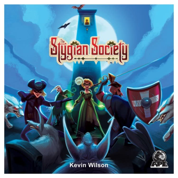 APE Games The Stygian Society