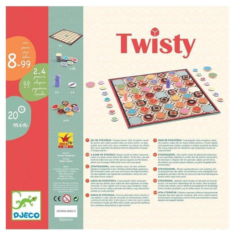 Asmodee Editions Twisty