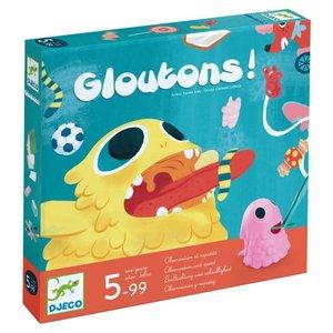 Asmodee Editions Gloutons