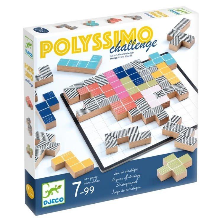 Asmodee Editions Polyssimo Challenge