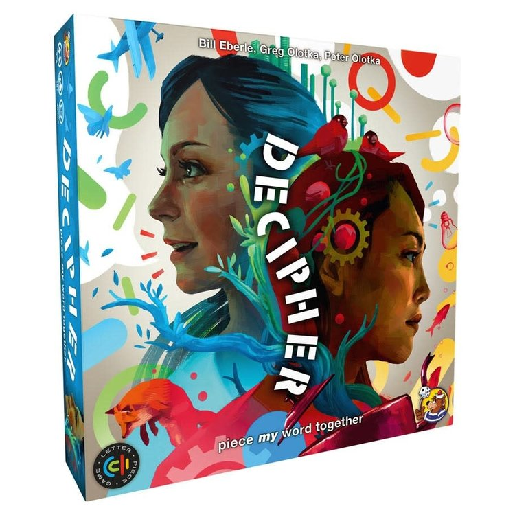Asmodee Editions Decipher