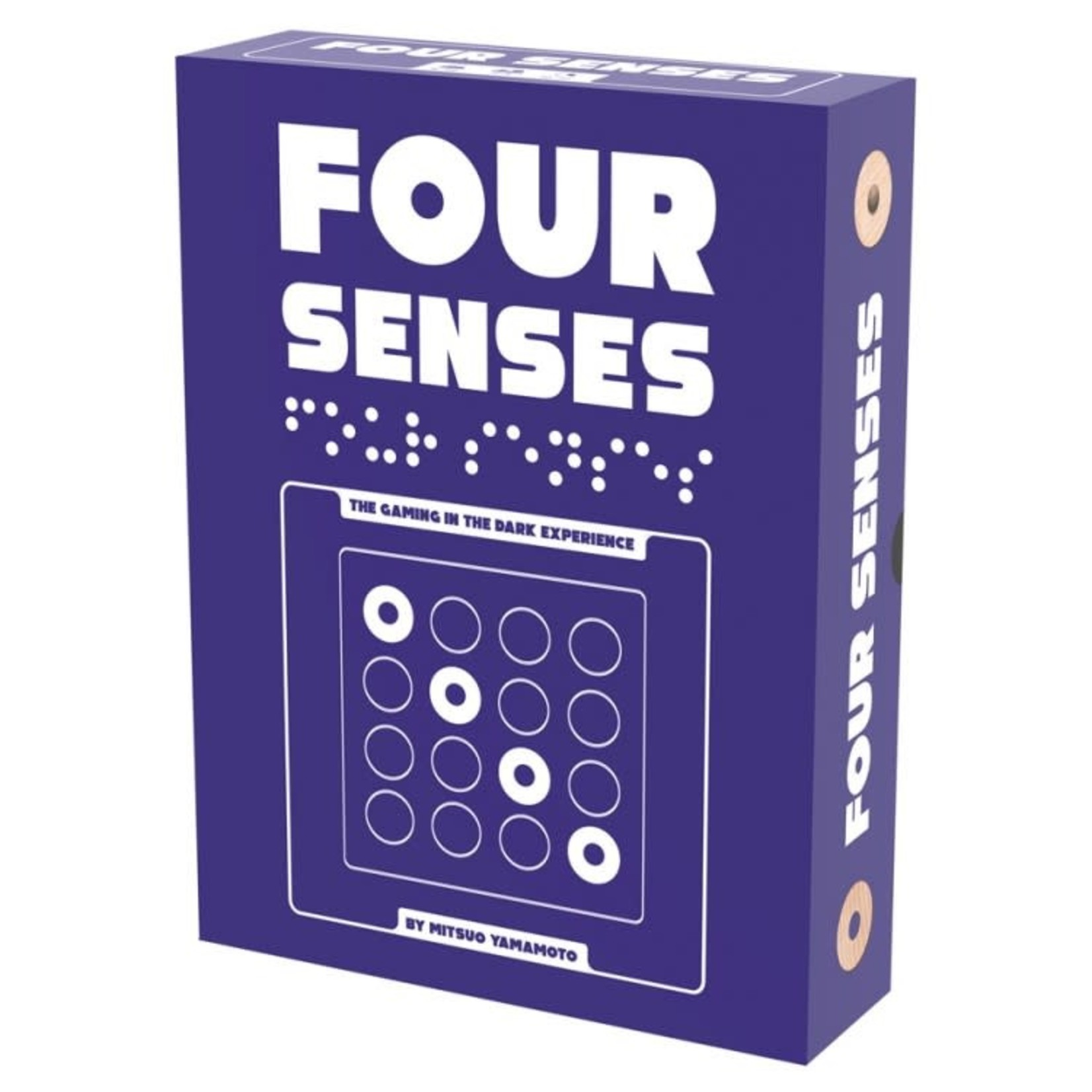 Asmodee Editions Four Senses