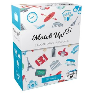 Asmodee Editions Match Up! Travel