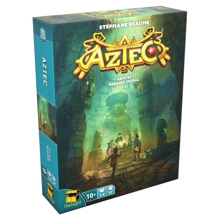 Asmodee Editions Aztec