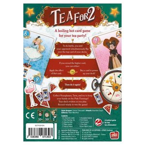 Asmodee Editions Tea for 2