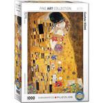 Eurographics Eurographics Puzzle: The Kiss by Gustav Klimt - 1000pc