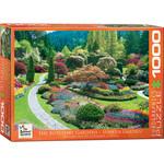 Eurographics Eurographics Puzzle: The Butchart Gardens Sunken - 1000pc