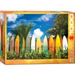 Eurographics Eurographics Puzzle: Surfer's Paradise Hawaii - 1000pc