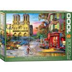 Eurographics Eurographics Puzzle: Notre Dame - 1000pc