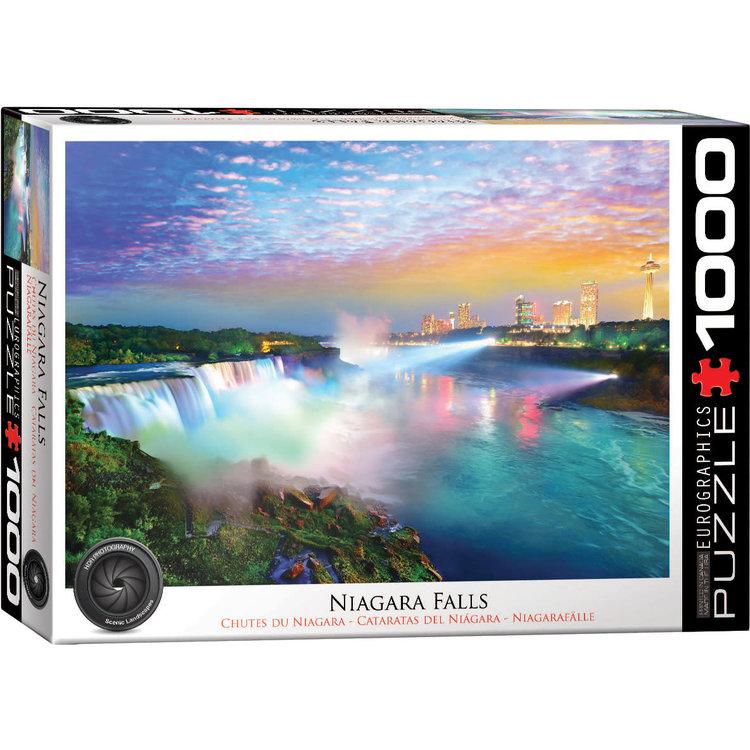 Eurographics Eurographics Puzzle: Niagara Falls - 1000pc