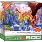 Eurographics Eurographics Puzzle: Dragon Kingdom - 500pc