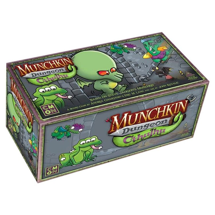 CMON Munchkin Dungeon: Cthulhu