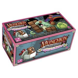CMON Munchkin Dungeon: Cute as a Button