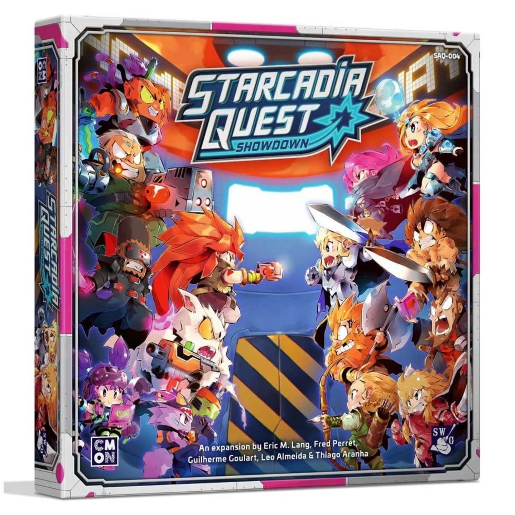 CMON Starcadia Quest: Showdown