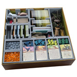 Folded Space Box Insert: Everdell, Collecters Edition content, Pearlbrook, Bellfaire, and Spirecrest Expansions